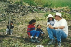 The trip to Mexico that opened my world to caring for the poor.