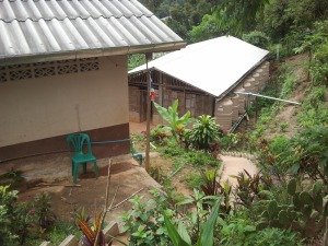 The Family Support Center: orphanage, community center, farm.