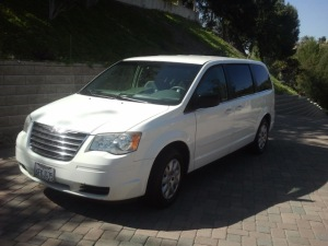 Would you like to buy my van?  It's great for road trips and hauling lumber :D
