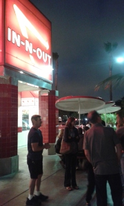 Goodbye In-N-Out... we'll try to get by somehow.