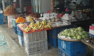 What an amazing country. Fruit stands abound with such a large variety at affordable prices.